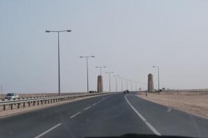 Highway Doha-Ras Laffan
