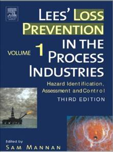Lee's Loss Prevention in the Process Industries - buku wajib Loss Prevention Engineer