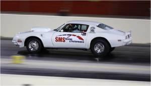 Salah satu mobil peserta drag race (Photo courtesy Oom Opick)