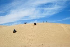 Dune Bashing at Sealine Beach