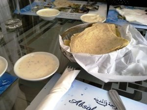 Thin Arabic/Pita Bread