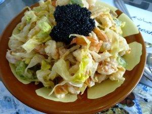 Shrimps Salad