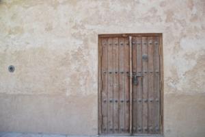 Door, Arabian Style at Barzan Tower