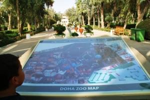 Doha Zoo Map
