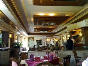 Interior of main dining hall