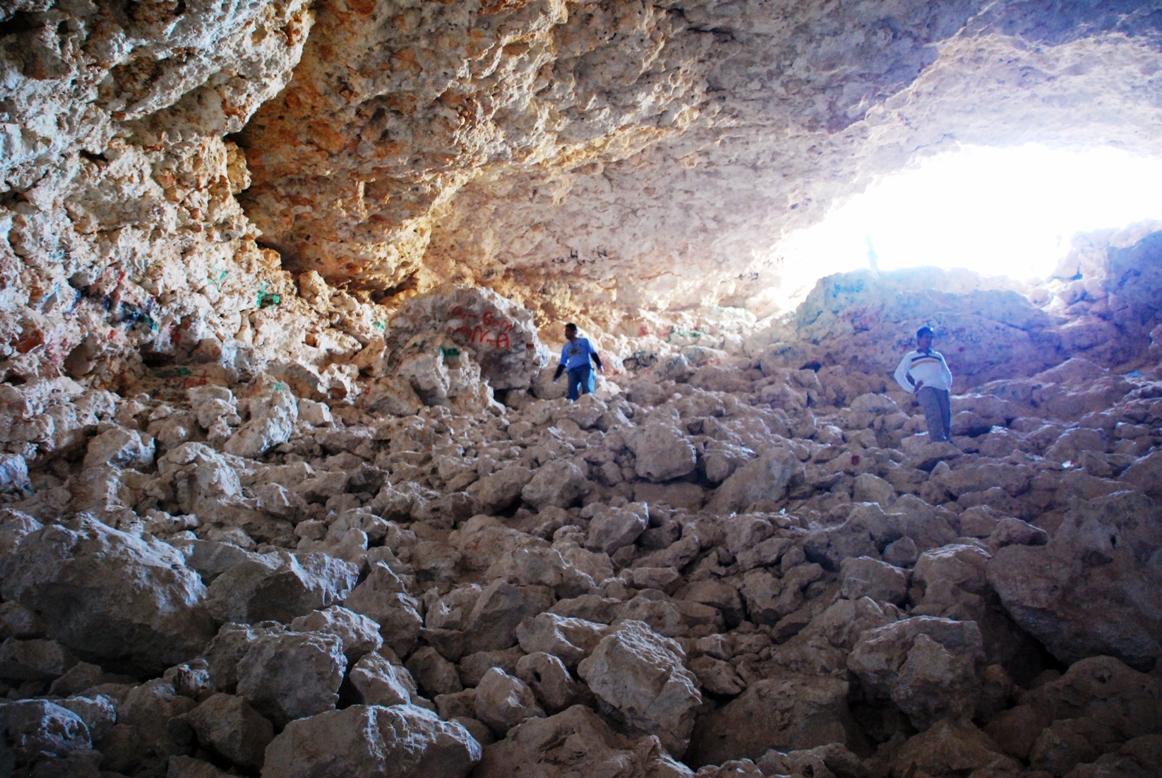 Musfer Sinkhole (Karst Cave)   CGK-DOH