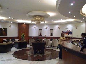City Tower Hotel Apartment - Lobby