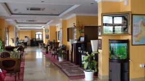 Delmon Apartment - Lobby area