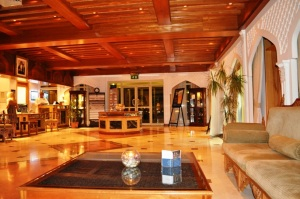 Golden Tulip Resort Khasab - Lobby