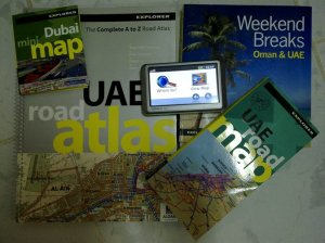 Be informed traveller! Buy maps or guides to facilitate planning
