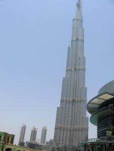 Burj Dubai (as seen from The Dubai Mall  Waterfront)