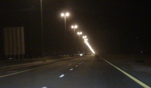 Road E55 to Al Dhaid (on the way to Fujairah)