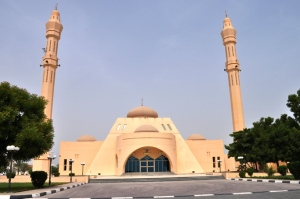 A mosque in Kalba