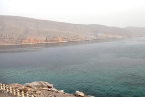 View from Golden Tulip Resort - Seaview Room.
