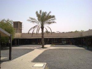 Souvenir shops at Dubai Heritage Village