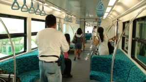 Inside Monorail