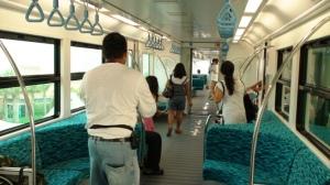 Inside Monorail