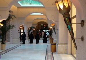 Inside Atlantis The Palm Mall
