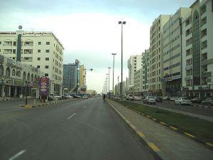Fujairah City (Source: Wikipedia)