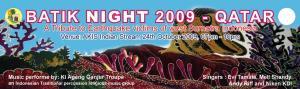 Batik Night 2009