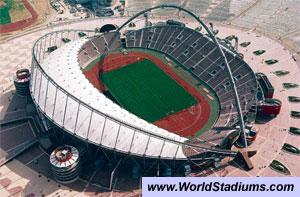 Doha Khalifa Stadium