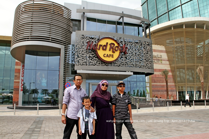 Abu Dhabi Hard Rock Cafe Hotel