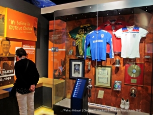Inside Chelsea's Museum