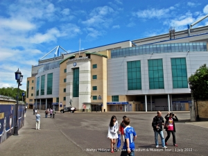 Stamford Bridge Stadium - Chelsea's Home