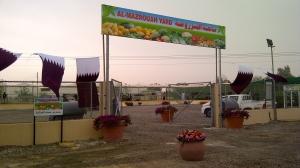 Al Mazrouah Yard