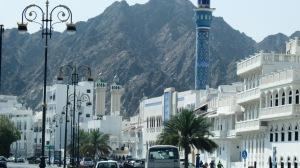 Mutrah Souq near Corniche