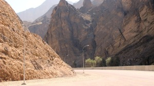 Wadi Bani Awf access is asphalted up to 7km. Construction undergoing to asphalt the offroad section all the way to Al Hamra