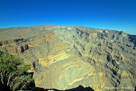 Oman's answer to Grand Canyon