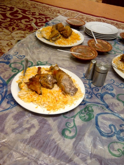 Iftar with Yemen cuisine at Bandar Aden