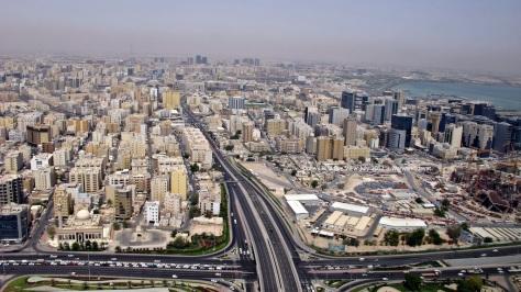Ras Abu Aboud Intersection