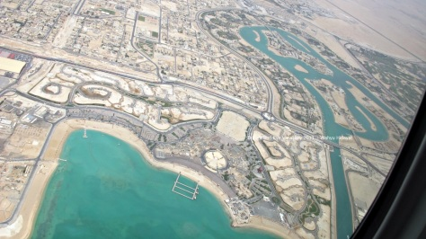 Katara and its Katara Hills development