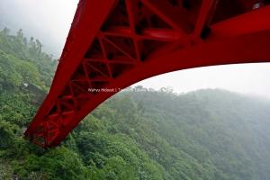 Underneath Bridge of 100 Lions - Shakadang Trail