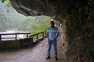 At start of Shakadang Trail