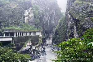 An engineering marvell meets nature in Taroko