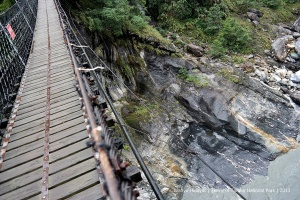 Heliu Suspensiun Bridge