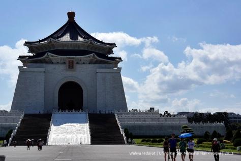 Ching Kai Sek Memorial Hall