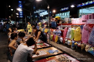 Ghuangzhou Street Night Market