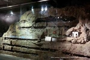 Gold underground mining . Gold Museum, Jinguashi Gold Ecological Park