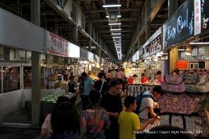 Shilin 'Tourist' Night Market