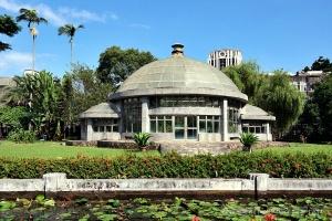Green house at Taipei Botanical Garden