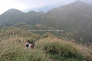 Many peoples enjoy hiking in Mt Cising