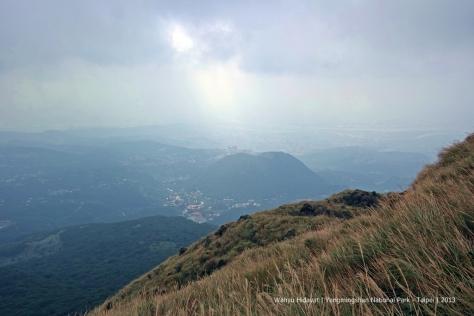 View to Taipei Basin
