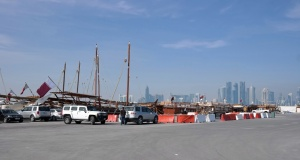 Dhow Harbour where it all started