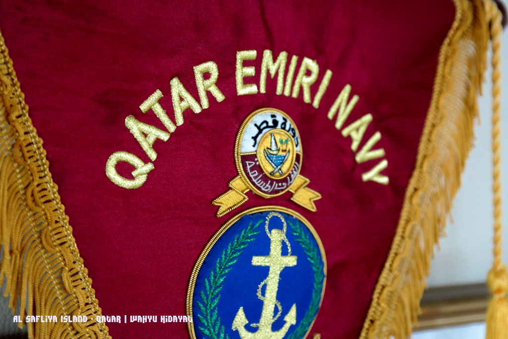 Image result for qatar navy logo