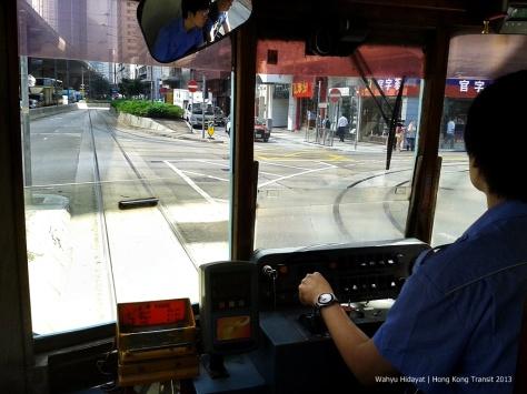 Ride Ding-Ding Tram