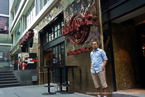 Hard Cafe Hong Kong at Lan Kwai Fong